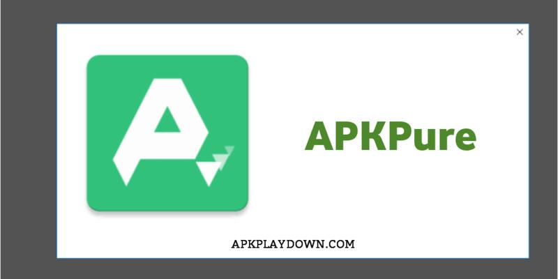 متجر APKPURE APK - اي بي كي