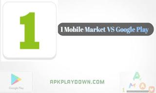 1Mobile Market - افضل بدائل متجر جوجل بلاي